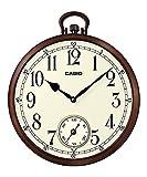 Casio Round Resin Analog Wall Clock (41....