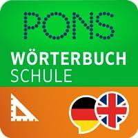 PONS Wörterbuch Englisch - Deutsch SCHULE