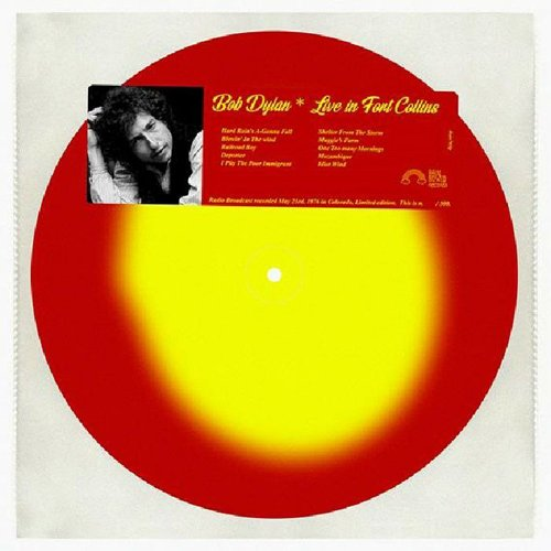 Live in Fort Collins FM Broadc [Vinyl LP]