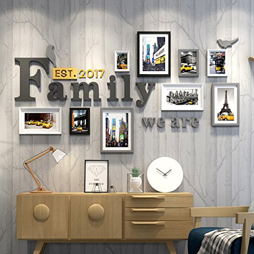 WollWoll Family Word European Living Room Bedroom City Life Yellow Taxi Photo...