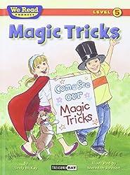 Magic Tricks (We Read Phonics - Level 5 (Cloth)) by Sindy McKay (2011-06-06)