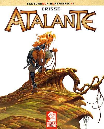 Sketchbook hors-série Atalante