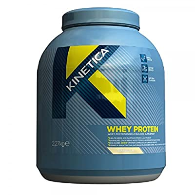 Kinetica Whey Protein 2.27KG - Vanilla from Kinetica