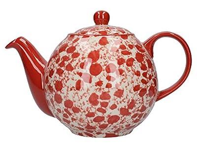 London Pottery C001020 Théière Globe avec Passoire en Grès