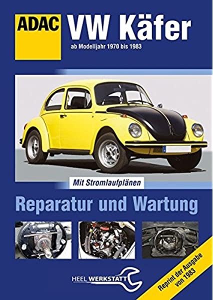 Vw Käfer Reparatur Und Wartung Bücher