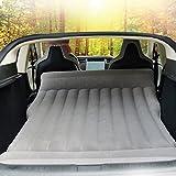 TeslaWorld Auto Air Bed Aufblasbare Matratze für Camping Reisen, für Tesla Modell S, und Modell X 5-Sitzer -