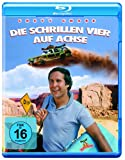 Die schrillen Vier auf Achse [Blu-ray]