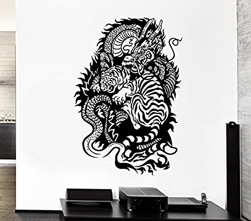 ggww-wall-decal-dragon-tiger-fire-power-china-fangs-mural-vinyl-stickers-ed065
