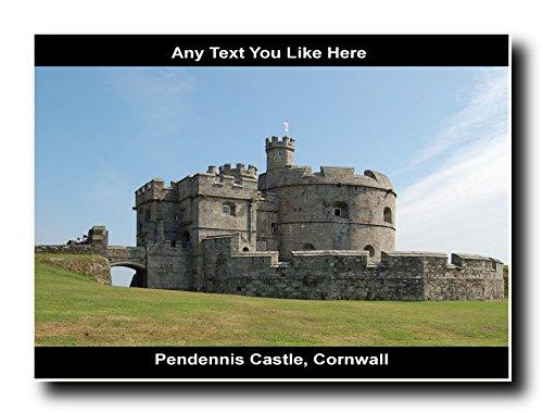 Castello di Inghilterra Pendennis di Cornovaglia, chiusura (Castello Pendennis)