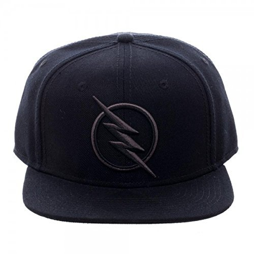 The Flash Reverse Flash Logo Snapback-Cap schwarz