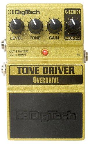 DigiTech Tone Driver - Pedal de efectos para guitarra