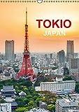 Tokio - Japan (Wandkalender 2015 DIN A3 hoch): Reisekalender über die japanische Hauptstadt (Monatskalender, 14 Seiten) - Jan Christopher Becke