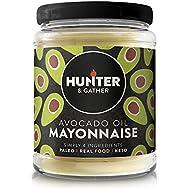 Hunter & Gather Classic Avocado Oil Mayonnaise 250g Jars