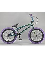"""Vélo 18"""" mafiabikes BMX Madmain Harry Main en différentes variantes de couleur"""