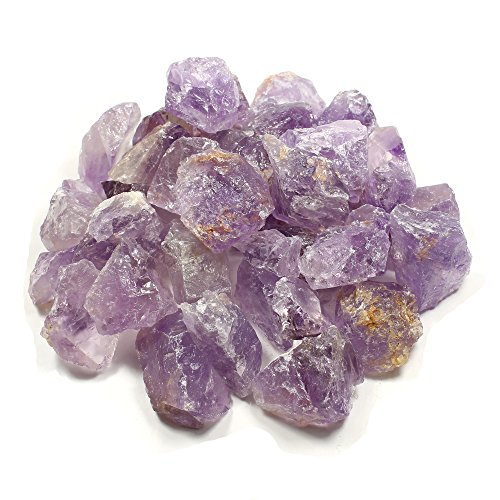Amethyst pieces - Bolivia