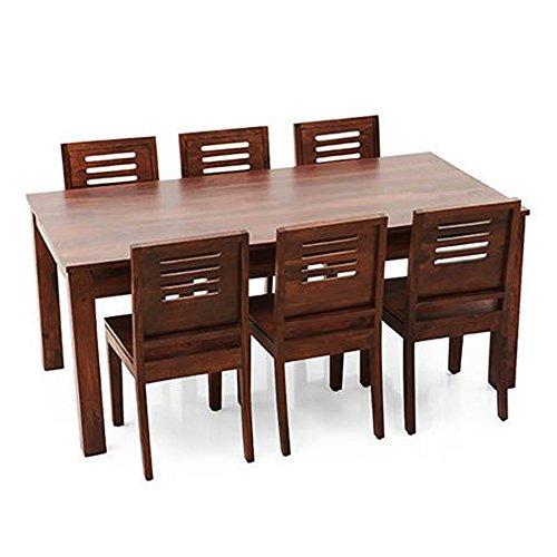 Furny Asian Solid Wood Dining Table Teak Wood