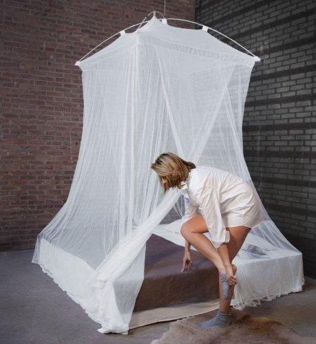 Mosquitonetz XL 150x150x265x1265 cm