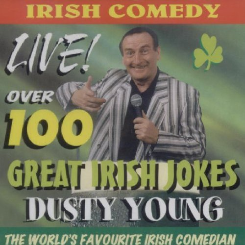 Great Irish Jokes by Dusty Young