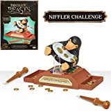 HARRY POTTER 39895-11L Wizarding World Niffler Challenge Spiel, schwarz, Hand/A