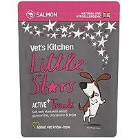 Vet's Kitchen Little Stars Active Salmon Dog Treats...