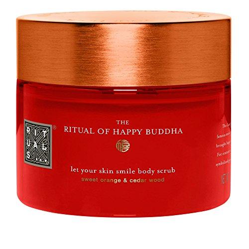 Rituals The Ritual of Happy Buddha Body Scrub Körperpeeling, 375 g