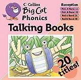 Phonics: Phonics Band 01 Pink - 02 Red (Collins Big Cat Audio)