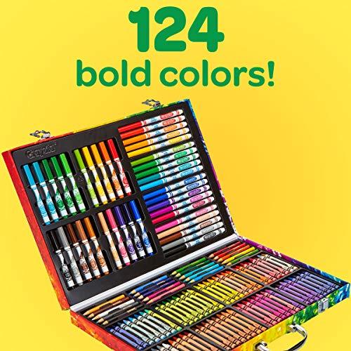 Zoom IMG-1 crayola valigetta arcobaleno per colorare