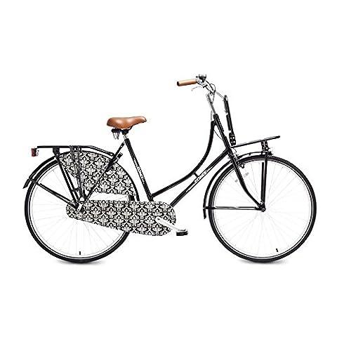 Vélo Fille Zonix City Light 26 Pouces Frein à Rétropédalage Noir 85% Assemblé