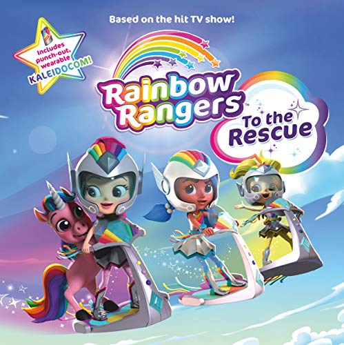 Rainbow Rangers: To the Rescue (English Edition)