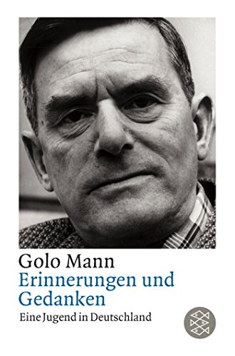 Book's Cover of Golo Mann
