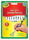 Crayola My First Crayola Jumbo Decorated Pencils