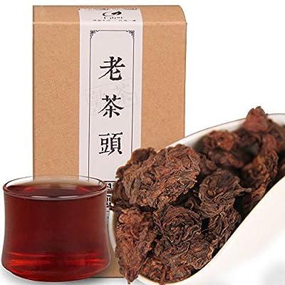 Thé de Chine pu'er 150g (0.33LB) thé mûr 10 ans de vie arbre Pu-erh nature