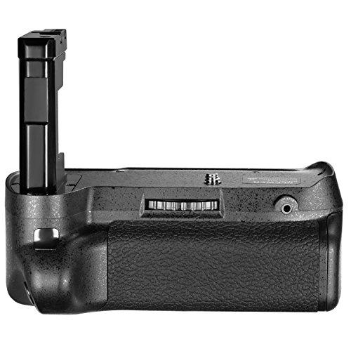 Neewer Professional EN-EL14 Vertical Battery Grip Replacement for Nikon D3100/D3200/D3300 SLR Digital Camera, Works with 1 or 2 Pieces EN-EL14 Batteries