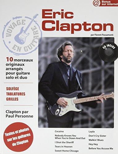 Voyage en Guitare Eric Clapton par Passamonti Florent