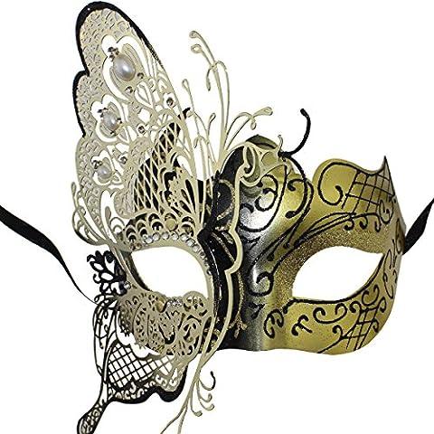 Costumes Masquerade Princesse - Coofit Masque Princesse Venise Masque Vénitien Mascarade