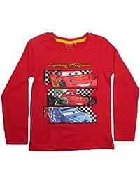 Disney Cars 2 Kollektion 2017 Langarmshirt 92 98 104 110 116 122 128 Shirt Lightning McQueen Jungen Hook