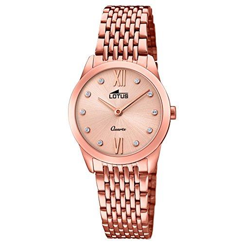 Lotus Minimalist 18478/2 Wristwatch for women Design Highlight