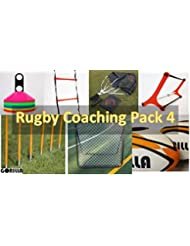 Rugby entrenamiento Pack 4