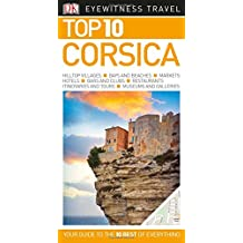 Top 10 Corsica (DK Eyewitness Top 10 Travel Guide)