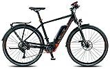 KTM E-Bike Power Sport 10 CX5 13,4 Ah Herren schwarz 2018 Gr. 60 cm
