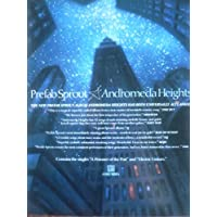 Prefab Sprout - Andromeda Heights - Mounted Poster