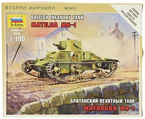 6191 British Light Tank 'Matilda Mk I' (72 British Light)