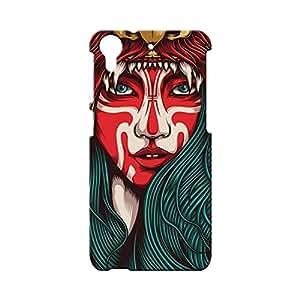 G-STAR Designer Printed Back case cover for HTC Desire 728 - G1338