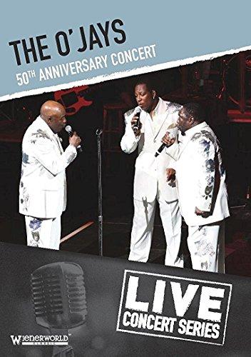 O'Jays - 50th Anniversary Concert [DVD] Preisvergleich