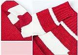 Weihnachten Rentier Rot Weiss Gestreiften Pullover Warme Kleidung Fuer Hunde M - 6