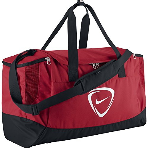 Nike Sporttasche Club Team, University Red/Black/White, 58 x 30 x 33 cm, 56 Liter, BA4871-651