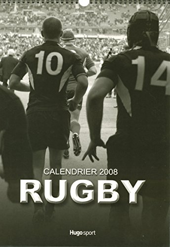CALENDRIER RUGBY 2008