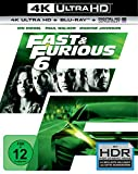 Fast & Furious 6 - Extended Version (4K Ultra HD) (+ Blu-ray) -