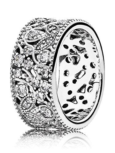 anello pandora con corona