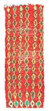 Trendcarpet Tappeto Berberi dal Marocco Boucherouite 245 x 80 cm